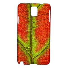 Nature Leaves Samsung Galaxy Note 3 N9005 Hardshell Case