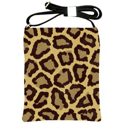 Leopard Shoulder Sling Bags by BangZart