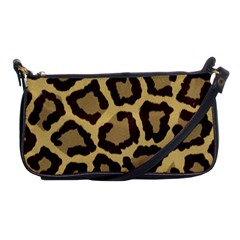 Leopard Shoulder Clutch Bags by BangZart