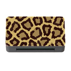 Leopard Memory Card Reader With Cf by BangZart
