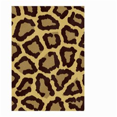 Leopard Small Garden Flag (two Sides)