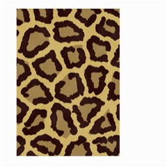 Leopard Large Garden Flag (two Sides) by BangZart