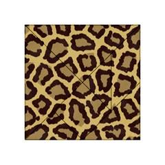 Leopard Acrylic Tangram Puzzle (4  X 4 )