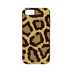 Leopard Apple Iphone 5 Classic Hardshell Case (pc+silicone) by BangZart