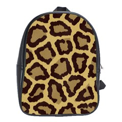 Leopard School Bags (xl)  by BangZart
