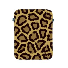 Leopard Apple Ipad 2/3/4 Protective Soft Cases by BangZart