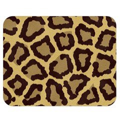 Leopard Double Sided Flano Blanket (medium)  by BangZart