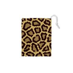 Leopard Drawstring Pouches (xs)  by BangZart