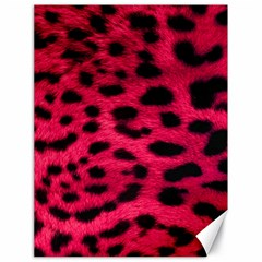 Leopard Skin Canvas 18  X 24   by BangZart