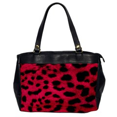 Leopard Skin Office Handbags