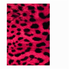 Leopard Skin Small Garden Flag (two Sides)