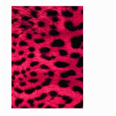 Leopard Skin Large Garden Flag (two Sides) by BangZart