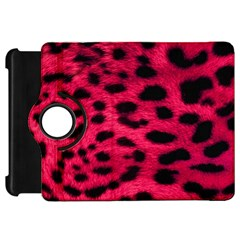 Leopard Skin Kindle Fire Hd 7  by BangZart