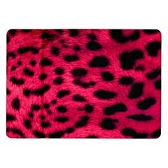 Leopard Skin Samsung Galaxy Tab 10 1  P7500 Flip Case