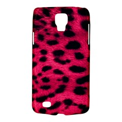 Leopard Skin Galaxy S4 Active by BangZart