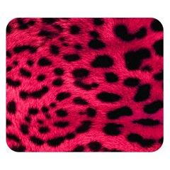 Leopard Skin Double Sided Flano Blanket (small)  by BangZart