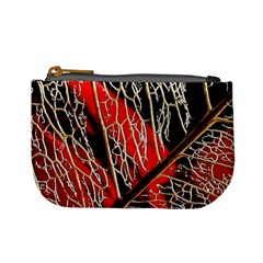 Leaf Pattern Mini Coin Purses by BangZart