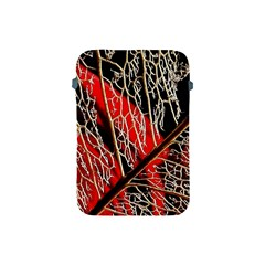 Leaf Pattern Apple Ipad Mini Protective Soft Cases by BangZart