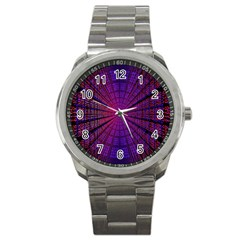 Matrix Sport Metal Watch