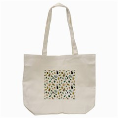Insect Animal Pattern Tote Bag (cream) by BangZart