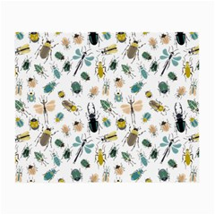 Insect Animal Pattern Small Glasses Cloth by BangZart