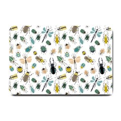 Insect Animal Pattern Small Doormat  by BangZart