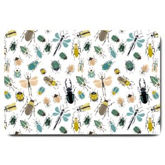 Insect Animal Pattern Large Doormat