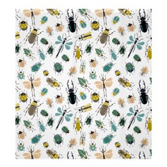 Insect Animal Pattern Shower Curtain 66  X 72  (large)  by BangZart