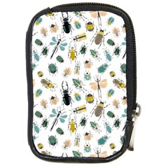 Insect Animal Pattern Compact Camera Cases by BangZart