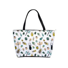Insect Animal Pattern Shoulder Handbags by BangZart