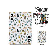 Insect Animal Pattern Playing Cards 54 (mini)