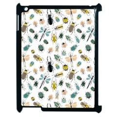 Insect Animal Pattern Apple Ipad 2 Case (black) by BangZart
