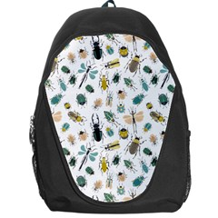 Insect Animal Pattern Backpack Bag by BangZart