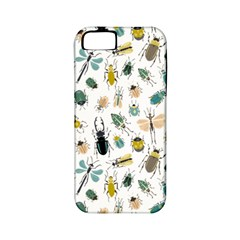 Insect Animal Pattern Apple Iphone 5 Classic Hardshell Case (pc+silicone) by BangZart