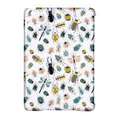 Insect Animal Pattern Apple Ipad Mini Hardshell Case (compatible With Smart Cover) by BangZart