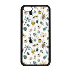 Insect Animal Pattern Apple Iphone 5c Seamless Case (black) by BangZart