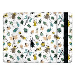 Insect Animal Pattern Samsung Galaxy Tab Pro 12 2  Flip Case