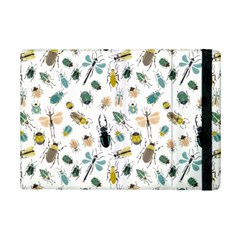 Insect Animal Pattern Ipad Mini 2 Flip Cases by BangZart