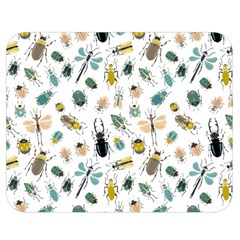 Insect Animal Pattern Double Sided Flano Blanket (medium)  by BangZart