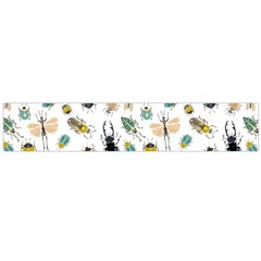 Insect Animal Pattern Flano Scarf (large)