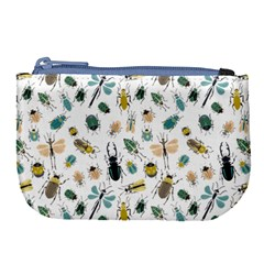 Insect Animal Pattern Large Coin Purse by BangZart
