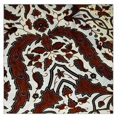 Javanese Batik Large Satin Scarf (square) by BangZart