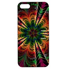 Kaleidoscope Patterns Colors Apple Iphone 5 Hardshell Case With Stand by BangZart