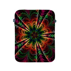 Kaleidoscope Patterns Colors Apple Ipad 2/3/4 Protective Soft Cases by BangZart