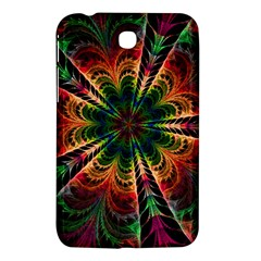 Kaleidoscope Patterns Colors Samsung Galaxy Tab 3 (7 ) P3200 Hardshell Case  by BangZart