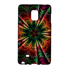 Kaleidoscope Patterns Colors Galaxy Note Edge by BangZart