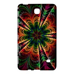 Kaleidoscope Patterns Colors Samsung Galaxy Tab 4 (8 ) Hardshell Case