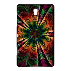 Kaleidoscope Patterns Colors Samsung Galaxy Tab S (8 4 ) Hardshell Case