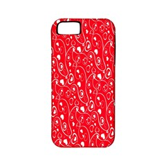 Heart Pattern Apple Iphone 5 Classic Hardshell Case (pc+silicone) by BangZart
