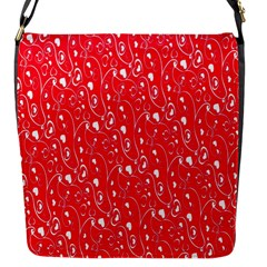 Heart Pattern Flap Messenger Bag (s) by BangZart